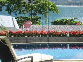 Villa Atika 1 A classy oceanfront modern contemporary 2-bedroom pool villa - Patong vacation rentals