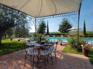 Villa in Tuscany - Montepulciano vacation rentals