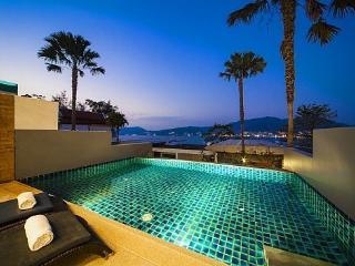 Atika villa 3 oceanfront serviced pool villa - Patong vacation rentals