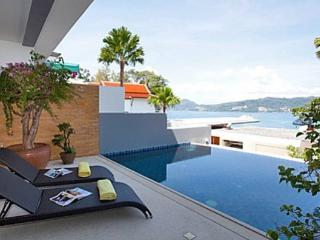 Atika Villas villa 2 oceanfront serviced pool vill - Patong vacation rentals