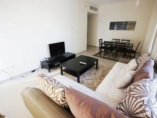 Great One Bedroom in Lake Shore, JLT - Emirate of Dubai vacation rentals