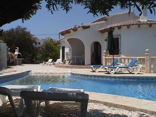 Nice Villa with Central Heating and Balcony - Benitachell vacation rentals