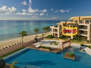 Beachfront! 35% Off, Pool, 4 Beds, El Faro, Ocean! - Playa del Carmen vacation rentals