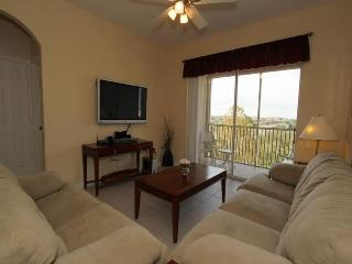 Located near Disney, 3 bedroom 2 bathroom, top floor luxury homely condo - Four Corners vacation rentals