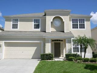 Offering themed rooms and a private pool, this gorgeous 6 bedroom Windsor Hills vacation home - Reunion vacation rentals
