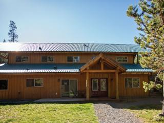 Great Group Vaca Rental on acreage, Homestead Lodge - Sunriver vacation rentals