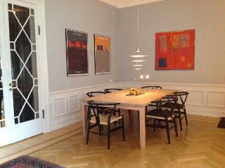Beautiful luxurious Copenhagen apartment near Tivoli - Copenhagen vacation rentals