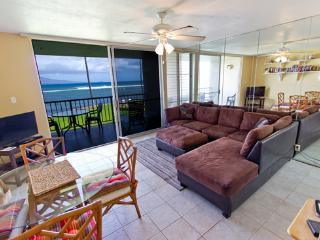 1BR Oceanfront Condo; Pool; Walk to Harbor & Shops - Wailuku vacation rentals