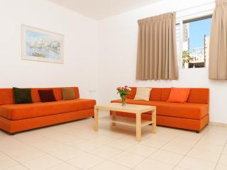 Comfortable Condo with Internet Access and A/C - Gedera vacation rentals