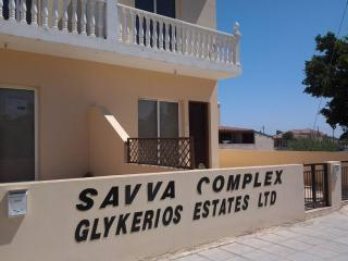 SAVVA COMPLEX (1bedroom) APARTMENT - Pervolia vacation rentals