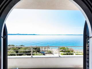 Villa Mirella - apartment for 6, right at the sea! - Kozino vacation rentals