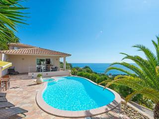 Luxury 4 bedroom villa with breathtaking seaviews - Sari-Solenzara vacation rentals