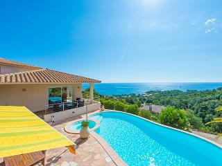 High standard villa with seaview and private swimming pool - Sari-Solenzara vacation rentals