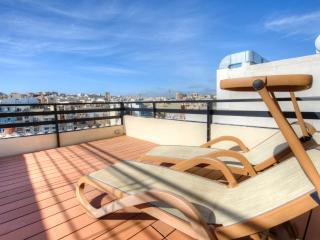 Seafront St Julians Duplex Penthouse - Saint Julian's vacation rentals