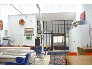 Massive Artist Loft, light,terrace, Paris 3B 2b - Paris vacation rentals