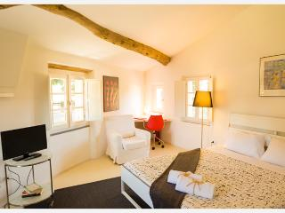 Le Mura: Charming studio on top of the town walls - Lucca vacation rentals