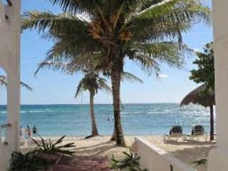 Akumal's Playa Blanca #6 a wonderful 2 BR Unit! - Akumal vacation rentals