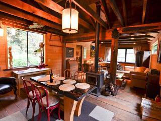 Upscale & Authentic: Stone Lagoon Cabin-Gaze at Wild Elk, Hike to Beach - Trinidad vacation rentals