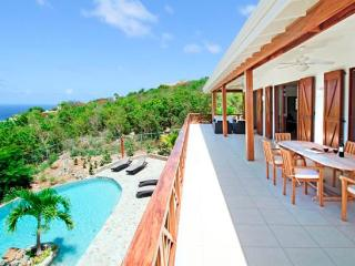 SPECIAL OFFER: St. Martin Villa 347 Perched On A Hilltop With Stunning Views Of The Ocean, Surrounding Hillsides And Orient Bay. - Oyster Pond vacation rentals
