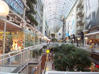 TORONTO EATONS CENTRE BEST LOCATION COZY,LUX CONDO - Toronto vacation rentals