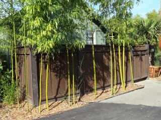 Bamboo Bungalow in the country - Sonoma County vacation rentals