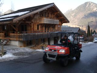 Chalet Le Dahu - ideal home for families ! - Saint Jean d'Aulps vacation rentals