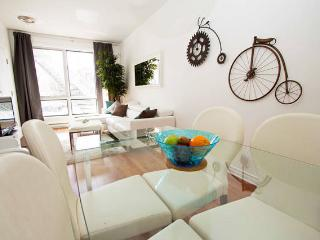 """Le Bicycle"", 2 bedrooms apartment in the middle o - Quebec vacation rentals"