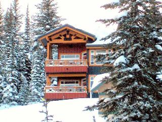 TRUE Ski IN and Ski OUT - Big White vacation rentals