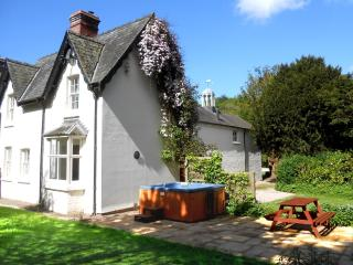 Forest Cottage private Hot Tub, Mid Wales SY16 4DW - Newtown vacation rentals