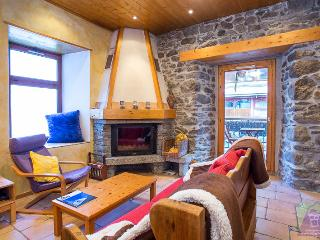 Chamonix Centre - Fireplace - 2BR Wifi - Chamonix vacation rentals