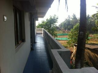 Nice 1 bedroom Ashvem Beach Guest house with Internet Access - Ashvem Beach vacation rentals