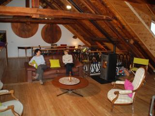 LA FENIÈRE duplex de 160m² dans le Queyras - Chateau Ville Vieille vacation rentals