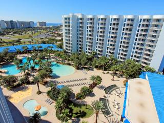 Palms Resort #11105 Jr. Suite >o< AVAIL 11/21-11/28*Buy3Get1Free NOWthru 2/29* Destin's Lgst Lagoon - Destin vacation rentals