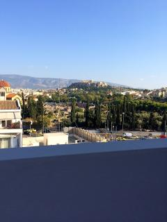 Athens Center - Panoramic View Loft - Gazi vacation rentals