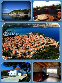 2 bedroom Apartment with Internet Access in Omisalj - Omisalj vacation rentals