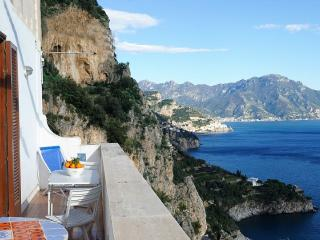 Amalfi Coast : BEAUTIFUL SEA VIEW -  WiFi - Conca dei Marini vacation rentals