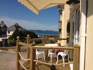 Beautiful Studio with Internet Access and Balcony - Brixham vacation rentals