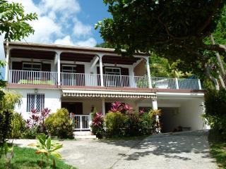 villa au parfum des lauriers - Deshaies vacation rentals