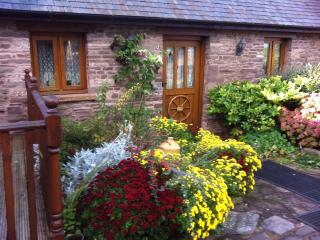 USK COUNTRY COTTAGES - birch cottage - Usk vacation rentals