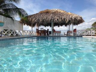 Doubloon Villa, pool and beach at heart of T Beach - Jamaica vacation rentals