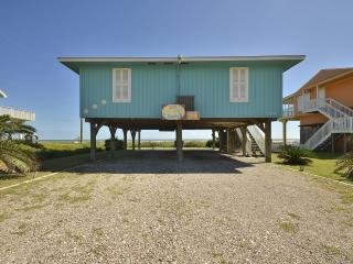 """Just Beachy"" Beach Front 3 BR 2 Bath Home - Galveston vacation rentals"
