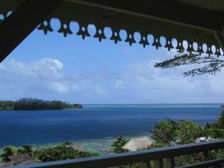 Villa  ERELSA  -Vue exceptionnelle sur le lagon - Maharepa vacation rentals