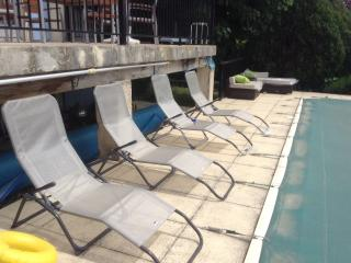 Fab villa with heated pool & hot tub - Moussoulens vacation rentals