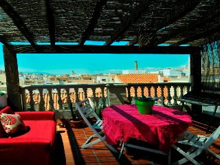 Wonderful Penthouse With Terrace In Centre.wifi - Province of Malaga vacation rentals