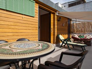 GREAT PENTHOUSE WITH TERRACE IN CENTRE. WIFI. - Malaga vacation rentals