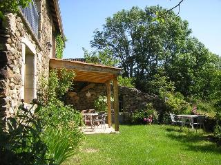 Nice Gite with Children's Pool and Mountain Views - Laval-sur-Doulon vacation rentals
