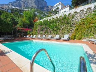 Bright Villa with Internet Access and A/C - Vettica di Amalfi vacation rentals