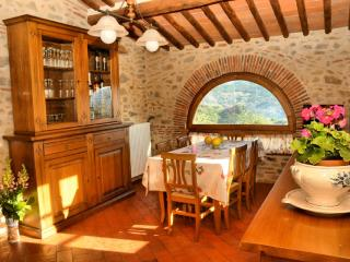 Romantic 1 bedroom Pescia House with Internet Access - Pescia vacation rentals