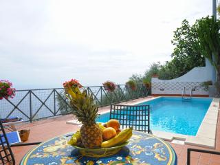 Lovely Conca dei Marini vacation Villa with Private Outdoor Pool - Conca dei Marini vacation rentals