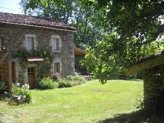 2 bedroom House with Balcony in Champagnac-le-Vieux - Champagnac-le-Vieux vacation rentals